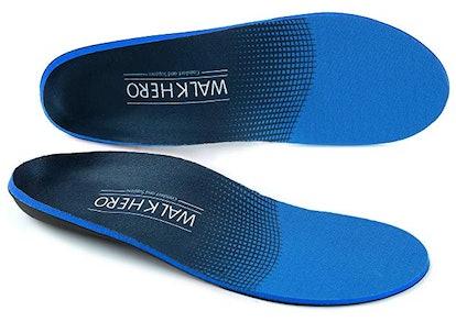 WALK·HERO COMFORT AND SUPPORT Plantar Fasciitis Feet Insoles (1 Pair)