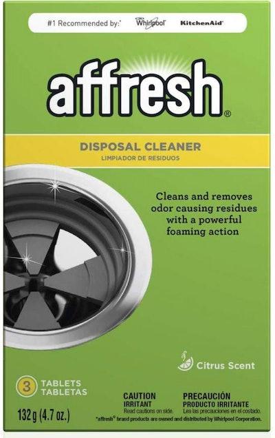 Affresh Disposal Cleaner (3-Pack)