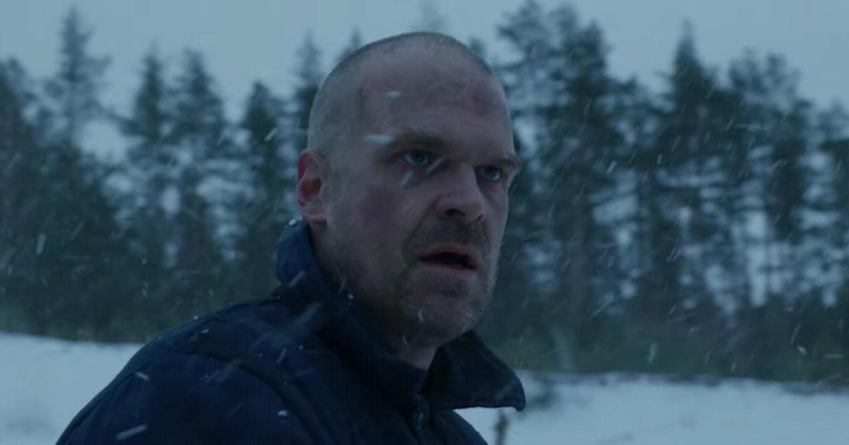 The First 'Stranger Things 4' Teaser Drops A Hopper-Sized Bombshell