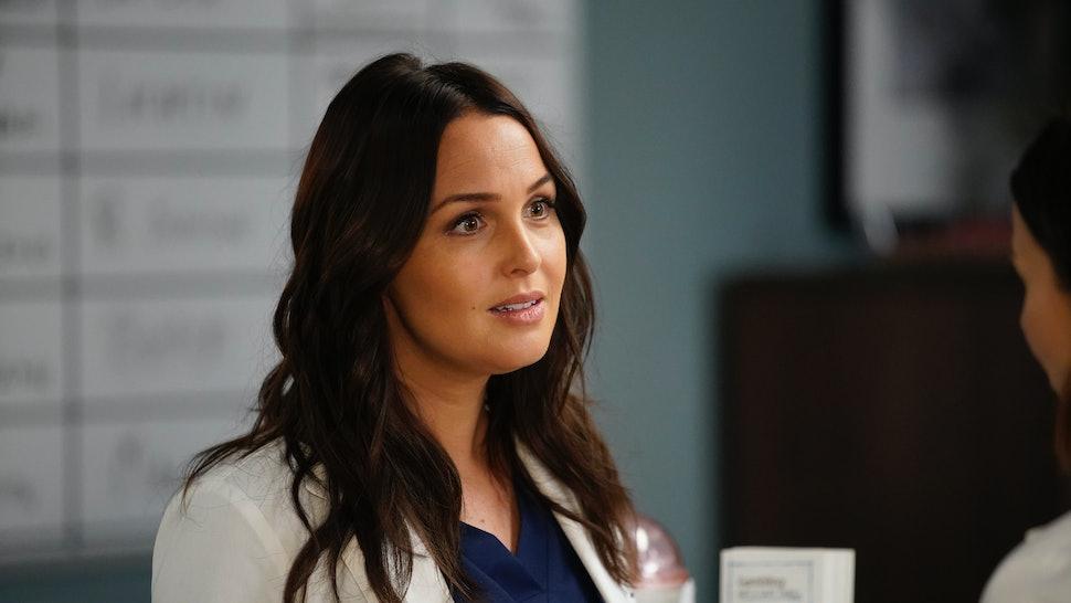 Alex Karev wouldn't return Jo's calls on 'Grey's Anatomy.'
