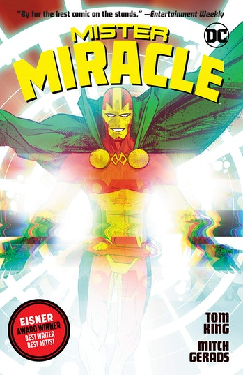 DC Comics Mister Miracle