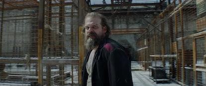 David Harbour in 'Black Widow'
