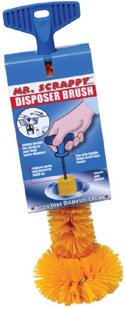 Mr. Scrappy Garbage Disposal Brush