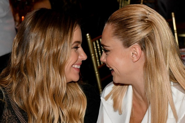 Cara Delevingne and Ashley Benson's Valentine's Day 2020 Instagram is so cute.
