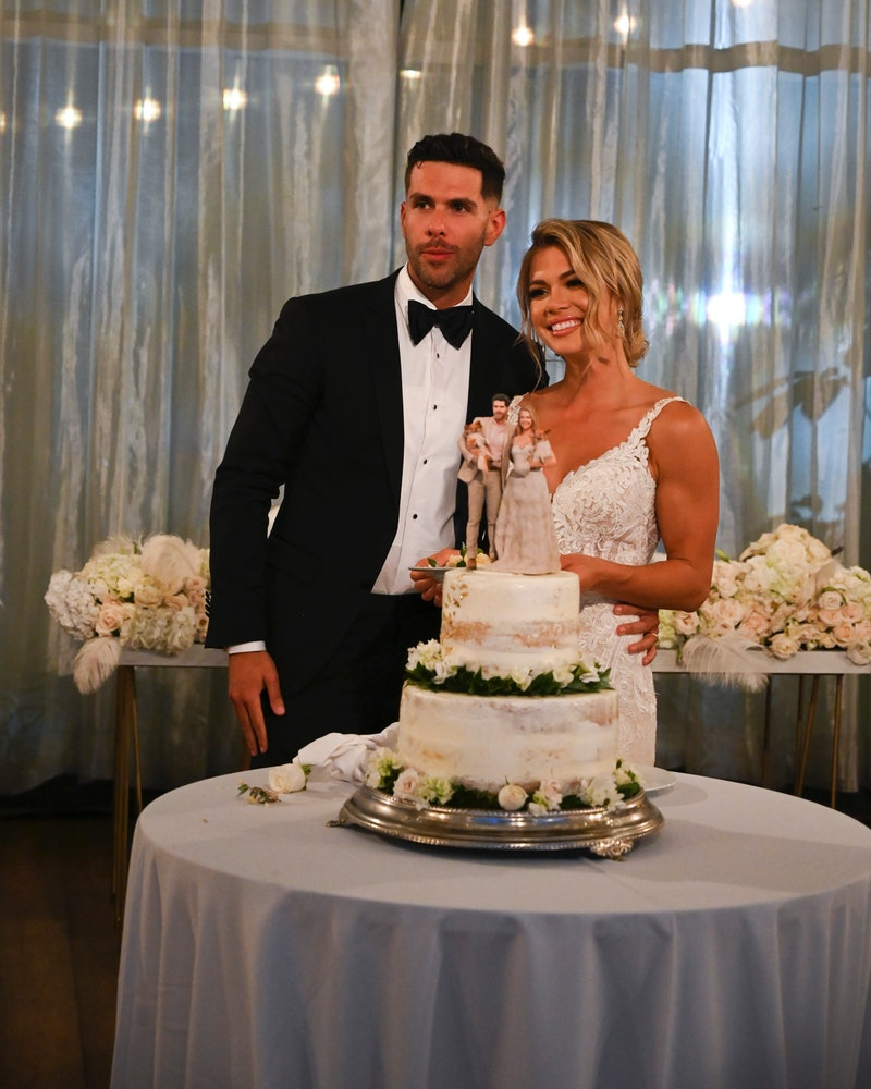 'Bachelor in Paradise' couple Krystal Nielson and Chris Randone split after nearly 8 months of marriage.