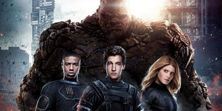 Marvel movies: 'Fantastic Four' (2015) is as bad as it gets