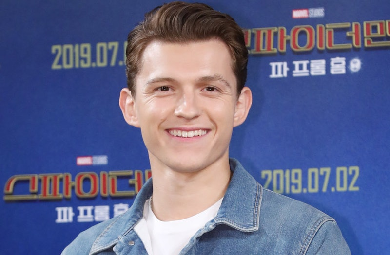 Tom Holland Is Taking An Instagram Break For The Most Relatable Reason