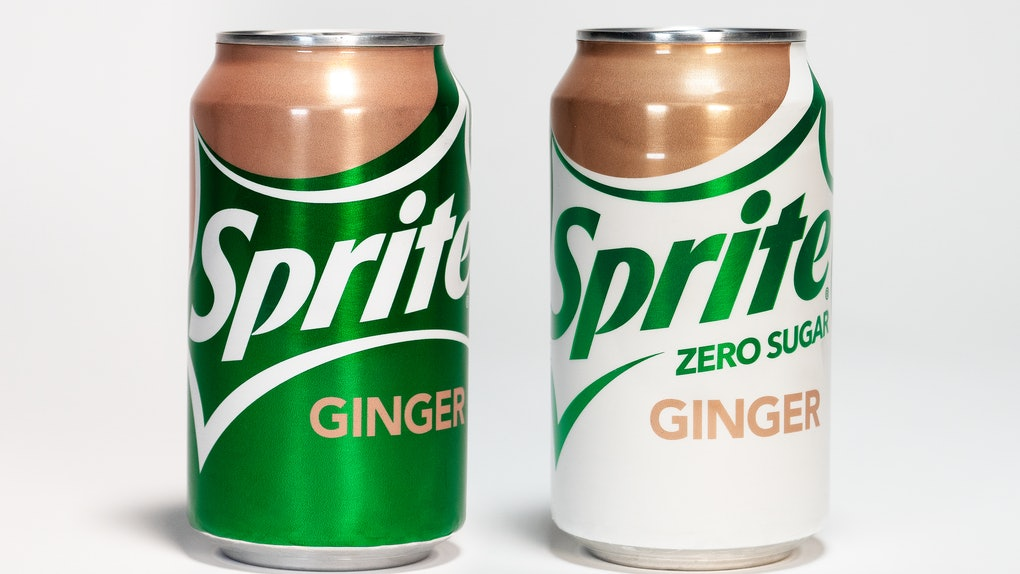 Here's Where To Get Sprite Ginger for a refreshing sip.