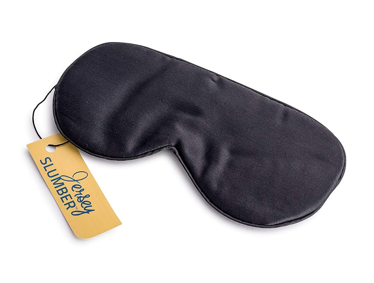 SIPWELL Jersey Slumber Silk Sleep Mask