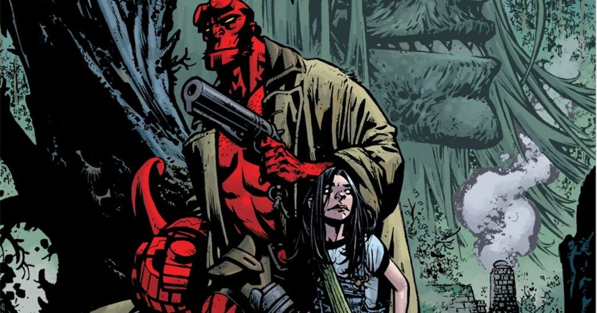 Exclusive: Hellboy's scariest enemy returns in Mike Mignola's new comic