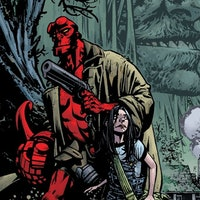 Hellboy's scariest enemy returns in Mike Mignola's new comic