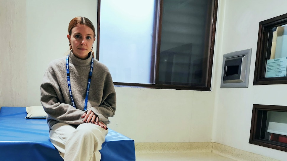 Stacey Dooley's latest BBC Three documentary investigates the UK's mental health services