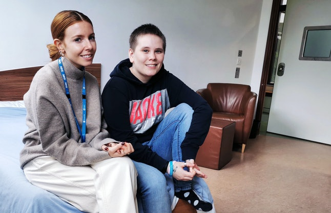 Stacey Dooley: On The Psych Ward sees the presenter spend three weeks working at Springfield Hospital