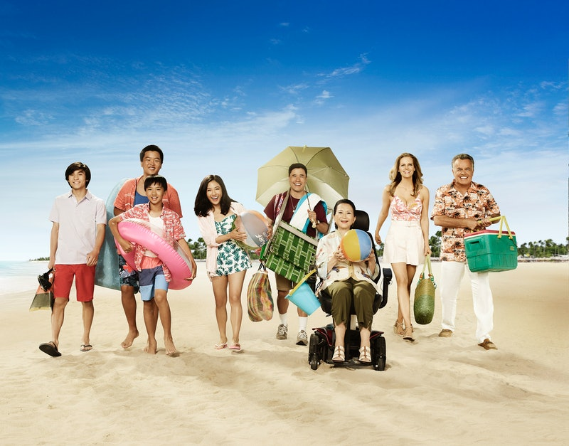 Fresh Off the Boat debuted in 2015 and became the second sitcom to  feature an Asian American  family.