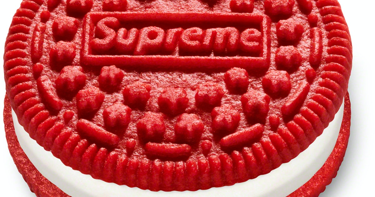 Supreme tests hypebeasts yet again with Oreos, Ziploc bags, and Instax film