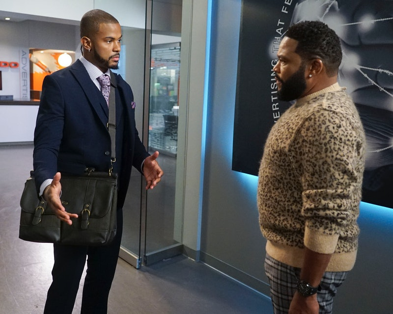 Aaron's student loan debt struggles on 'grown-ish' highlighted how people of color are negatively affected.