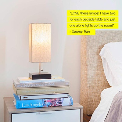Brightech Grace LED USB Table Lamp