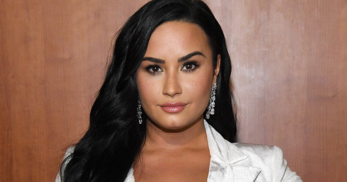 "Demi Lovato ""Accepts"" Her Body & That's Enough For Now"