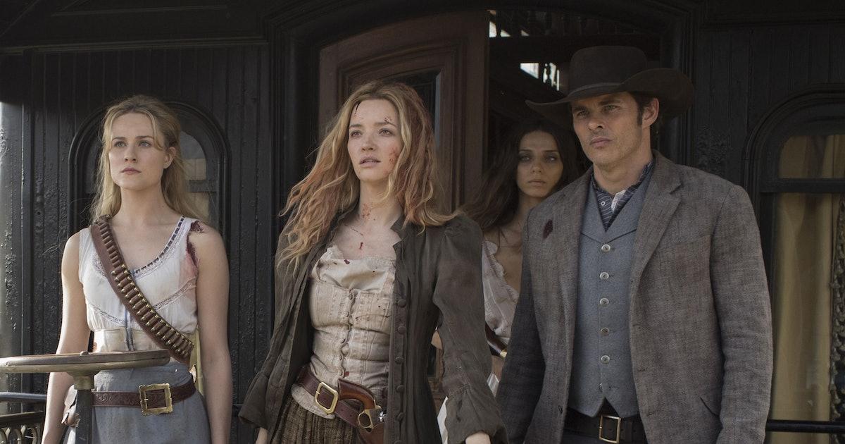 Pretty Sure James Marsden Confirmed A Major 'Westworld' Theory