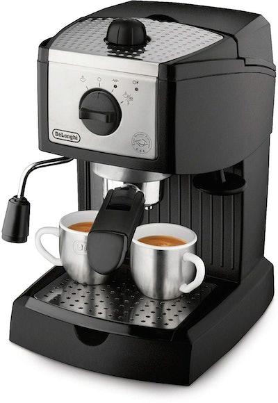 De'Longhi EC155 Manual Espresso Machine