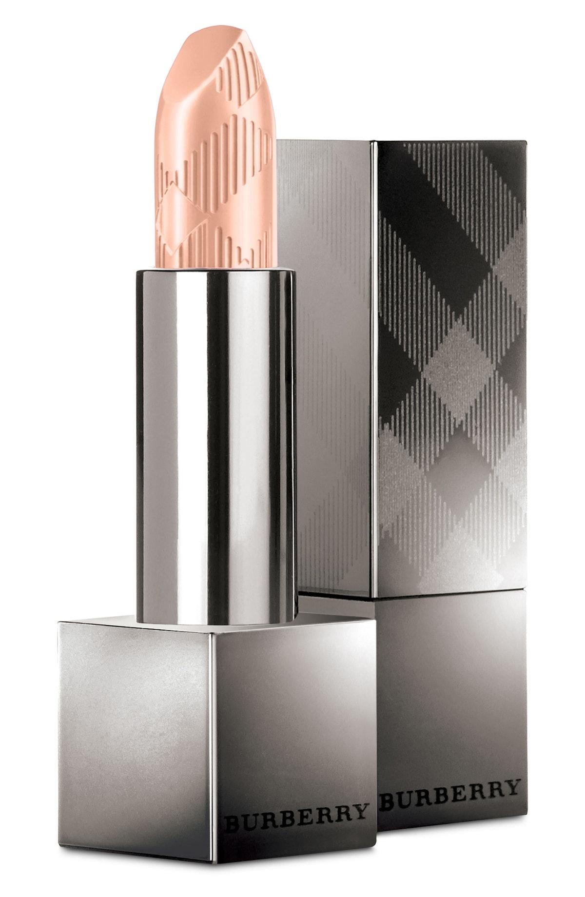 Burberry Beauty Kisses Lipstick in Nude Beige