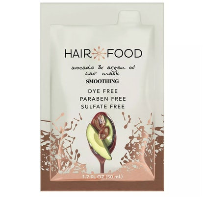 Avocado & Argan Oil Smooth Hair Mask