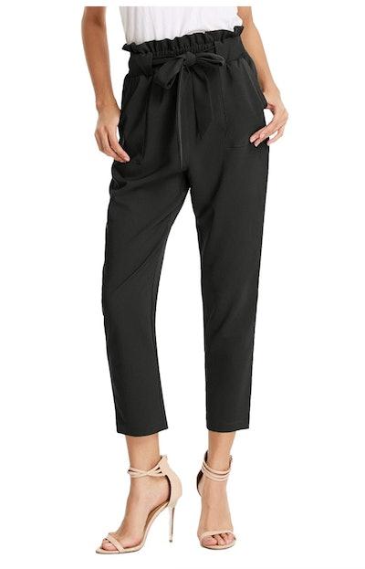 GRACE KARIN Women's Cropped Pants
