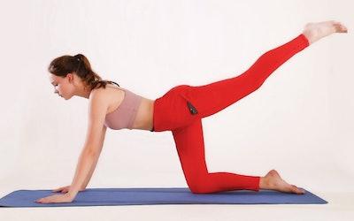 ODODOS High-Waist Yoga Pants