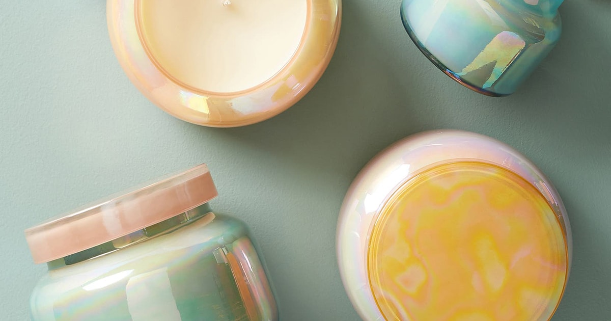 There Are So Many Beloved Anthropologie Candles Marked Down In Nordstrom's Huge Winter Sale