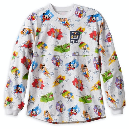 Disney Ink & Paint Spirit Jersey for Adults – Walt Disney World