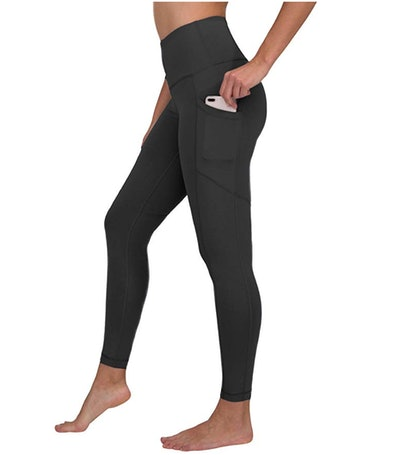 90 Degree By Reflex Womens Power Flex Yoga Pants