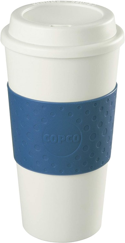 Copco Acadia Double Wall Insulated Travel Mug With Non-Slip Sleeve (16 Oz.)