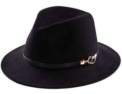 Daesan Womens Fedora Hat