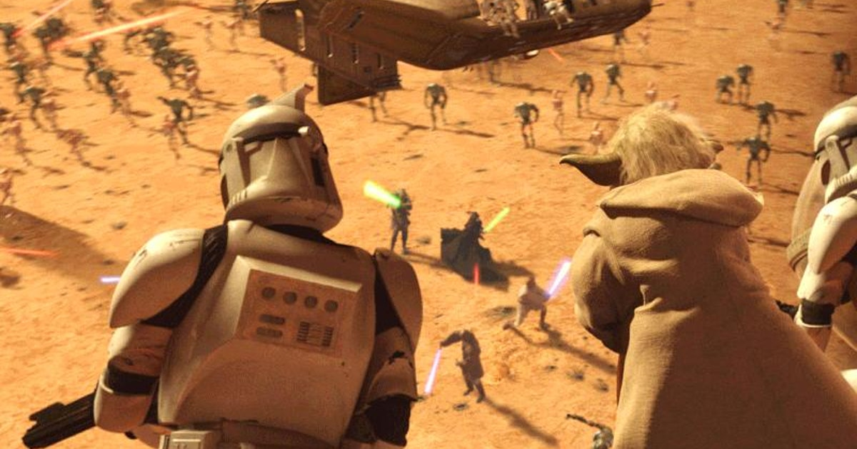 The Clone Wars are the weirdest — and most important — conflict in Star Wars