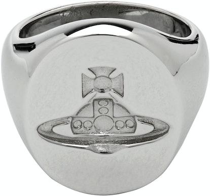Silver Seal Ring