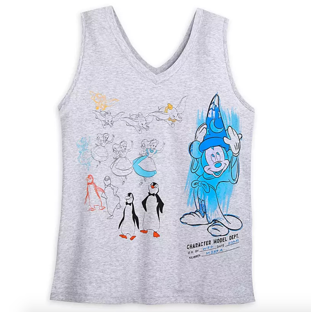 Ink & Paint Fashion Tank Top for Women