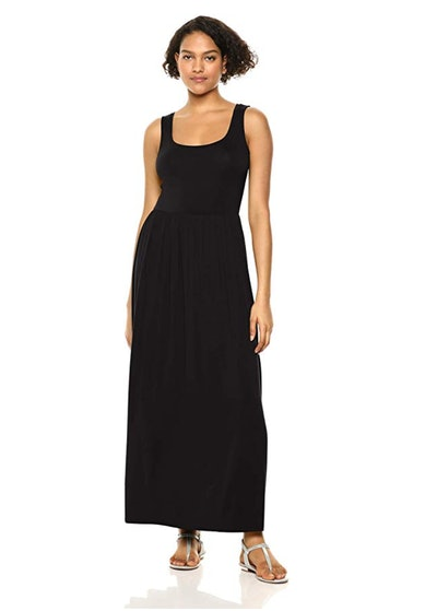 Amazon Essentials Women's Tank Waisted Maxi Dress