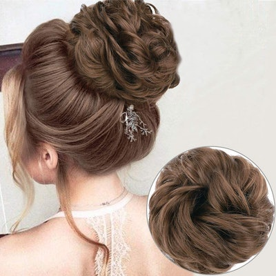 MORICA Messy Bun Hair Piece