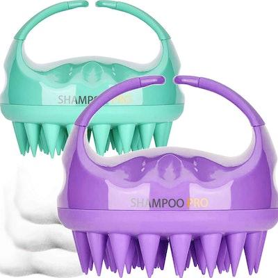 Shampoo Pro Scalp Brushes (2-Pack)