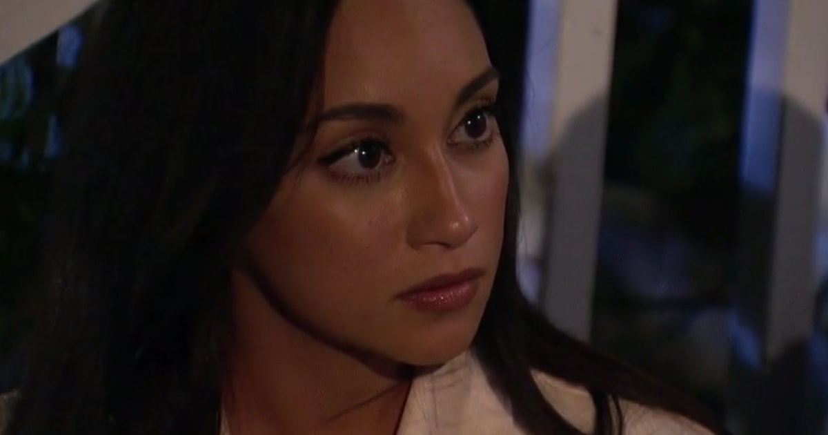 Bachelor Nation Is Comparing Victoria F. To Luke P. & It's Not Wrong