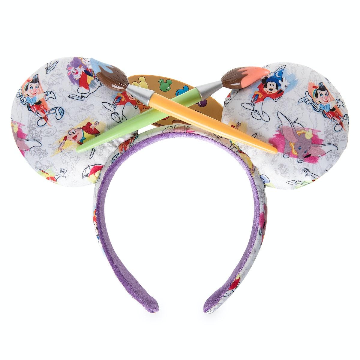 Disney Ink & Paint Ear Headband for Adults