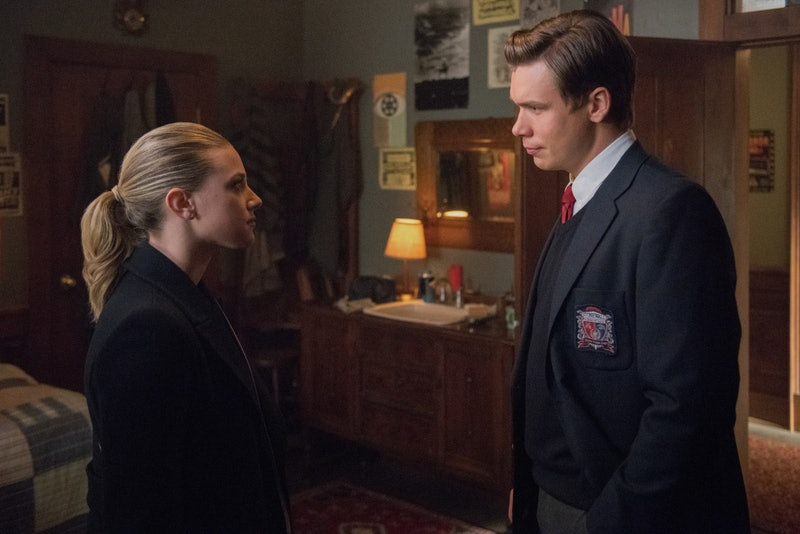 Betty and Bret on Riverdale