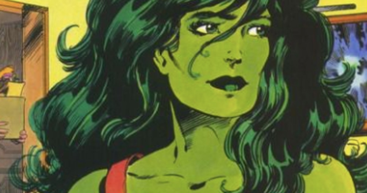 'She-Hulk' casting call may be our first look at the post-Thanos Avengers