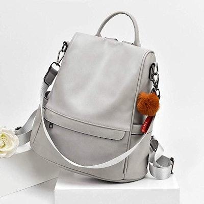Cheruty Anti-Theft Backpack Purse