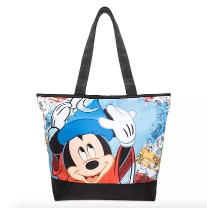 Disney Ink & Paint Tote Bag