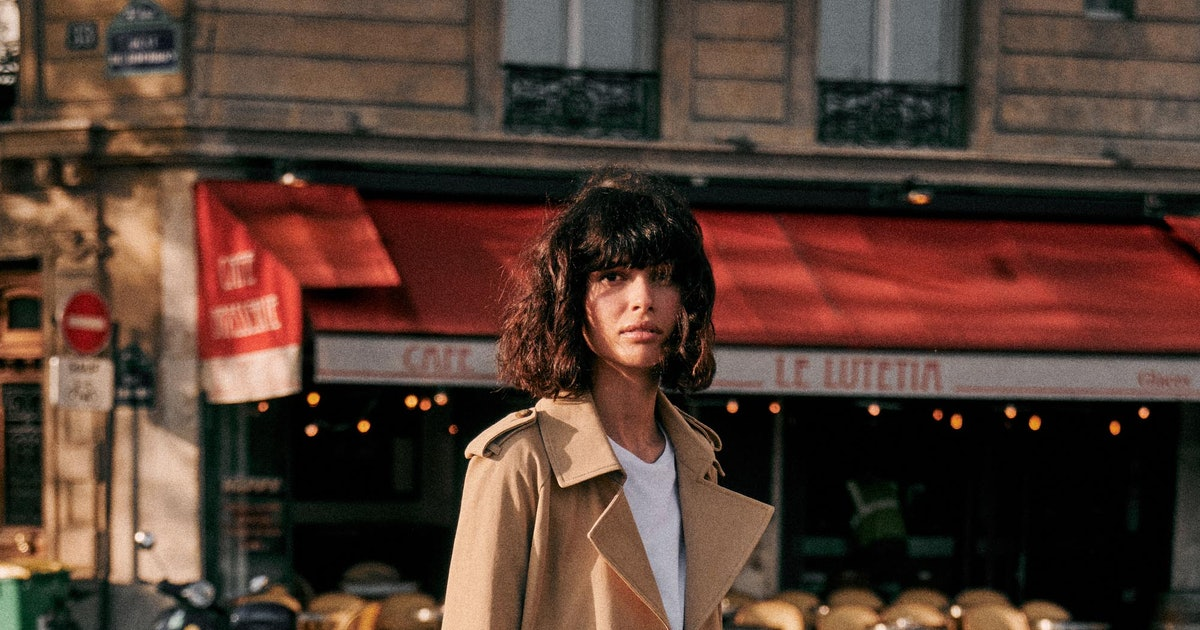 The Trench Coat With A 10,000-Person Waitlist Is Back (But Not For Long)
