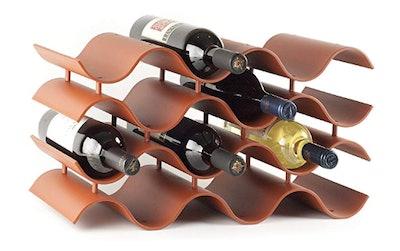 Birando Wave Wine Rack