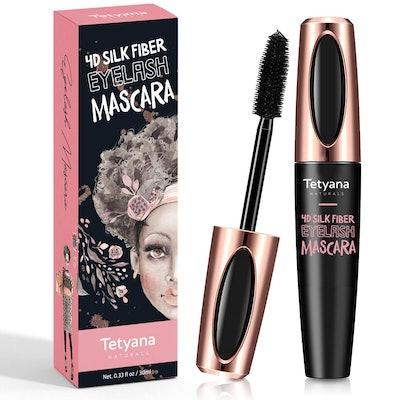 Tetyana naturals 4D Fiber Lash Mascara