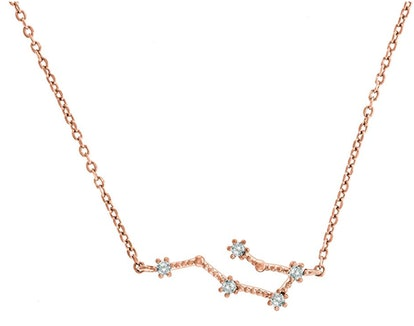 PAVOI 14K Gold Plated Astrology Constellation Horoscope
