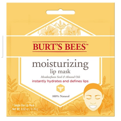 100% Natural Moisturizing Lip Mask